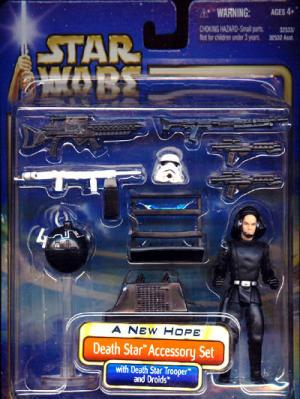 Death Star Accessory Set