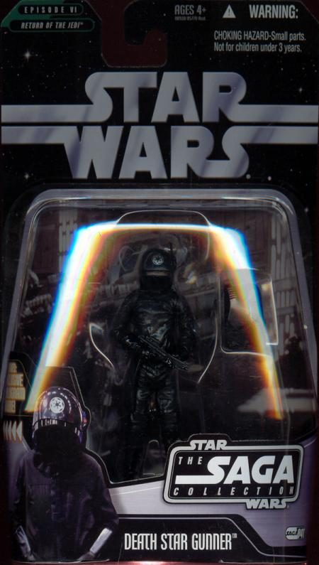 Death Star Gunner Figure Saga Collection 041 Star Wars
