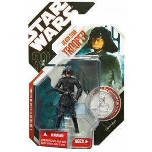 Death Star Trooper Figure 30th Anniversary Star Wars