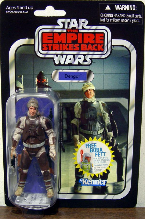 Dengar VC01 Figure Star Wars Empire Strikes Back