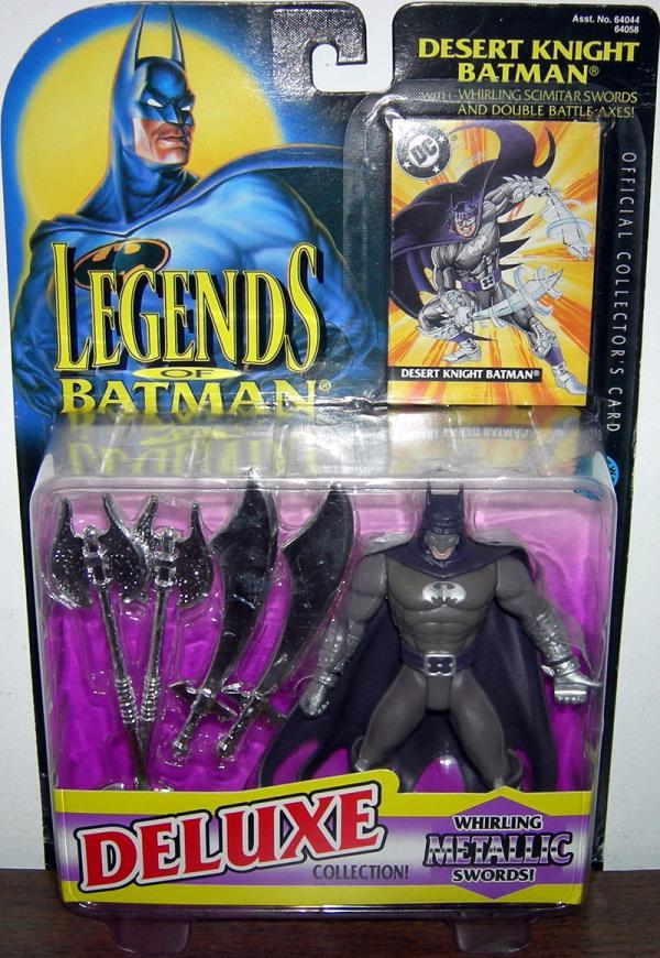 Desert Knight Batman Legends