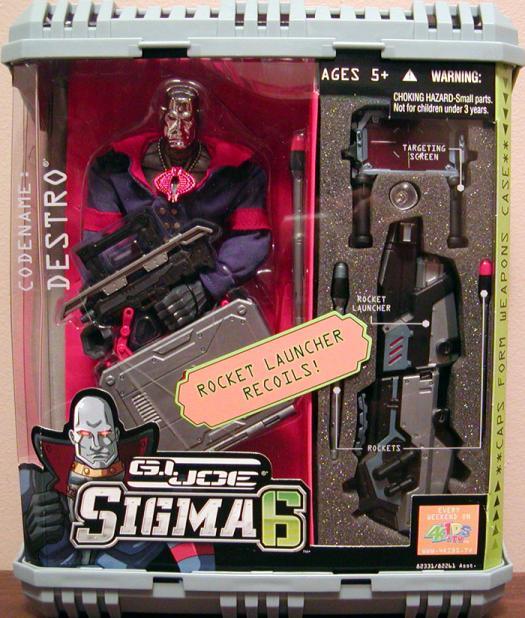 Destro Sigma 6