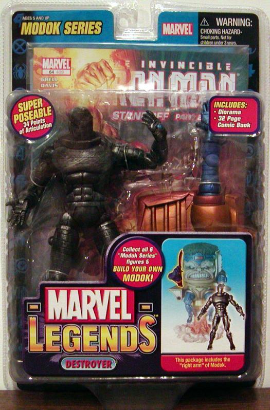 Destroyer Marvel Legends