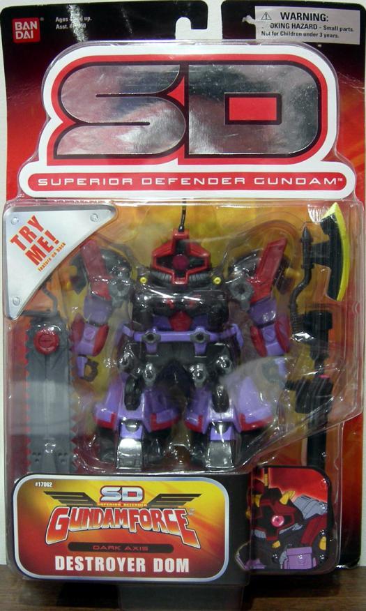 Destroyer Dom Superior Defender