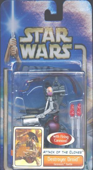 Destroyer Droid Geonosis Battle