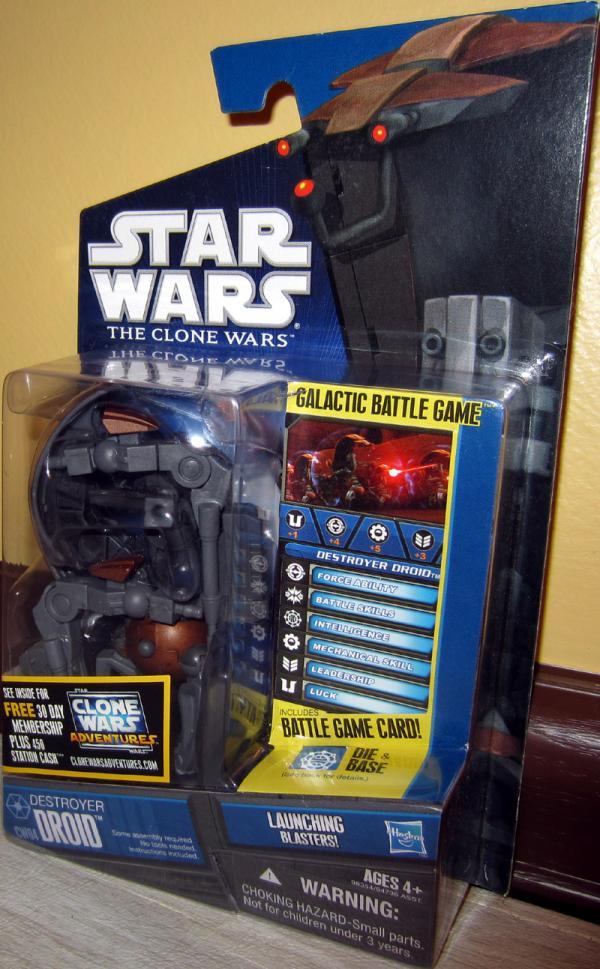Destroyer Droid CW04