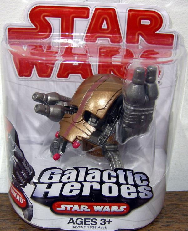 Destroyer Droid Galactic Heroes