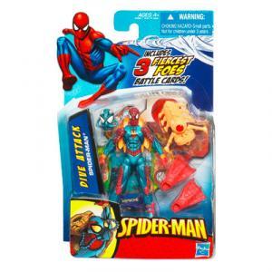 Dive Attack Spider-Man