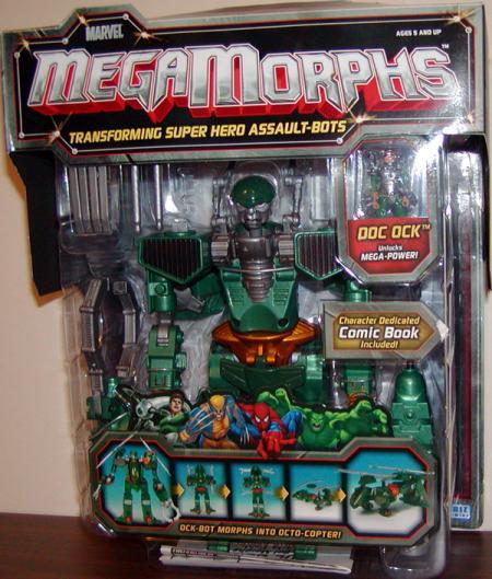 Doc Ock Megamorph