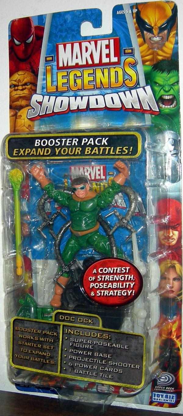Doc Ock Figure Marvel Legends Showdown