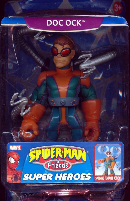 Doc Ock Spider-Man Friends