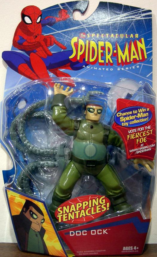 Doc Ock Spectacular Spider-Man Animated Series action figure
