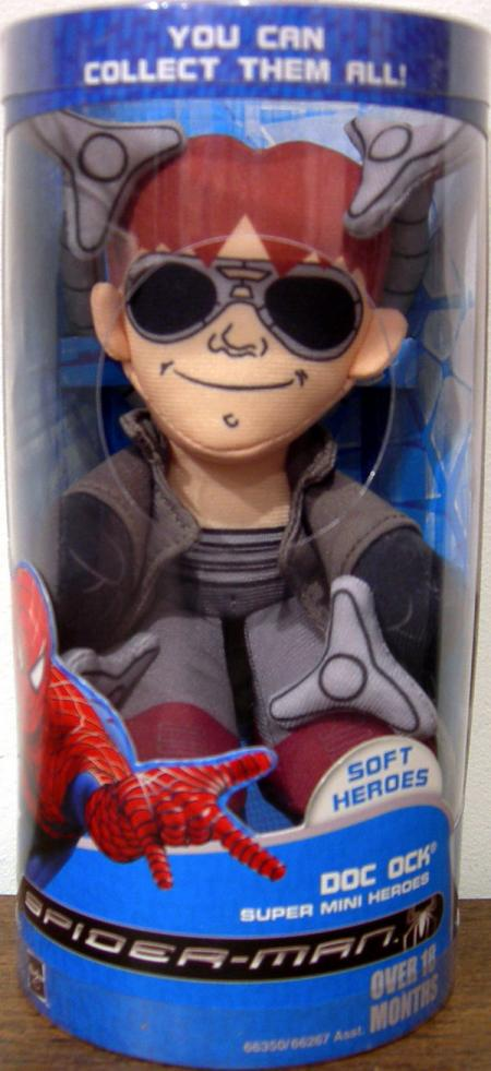 Doc Ock Super Mini Hero Plush