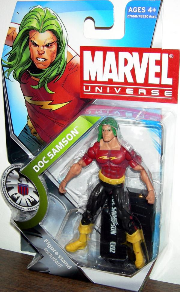Doc Samson Marvel Universe Series 3 002 action figure