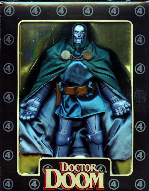 8 inch Doctor Doom, Famous Covers