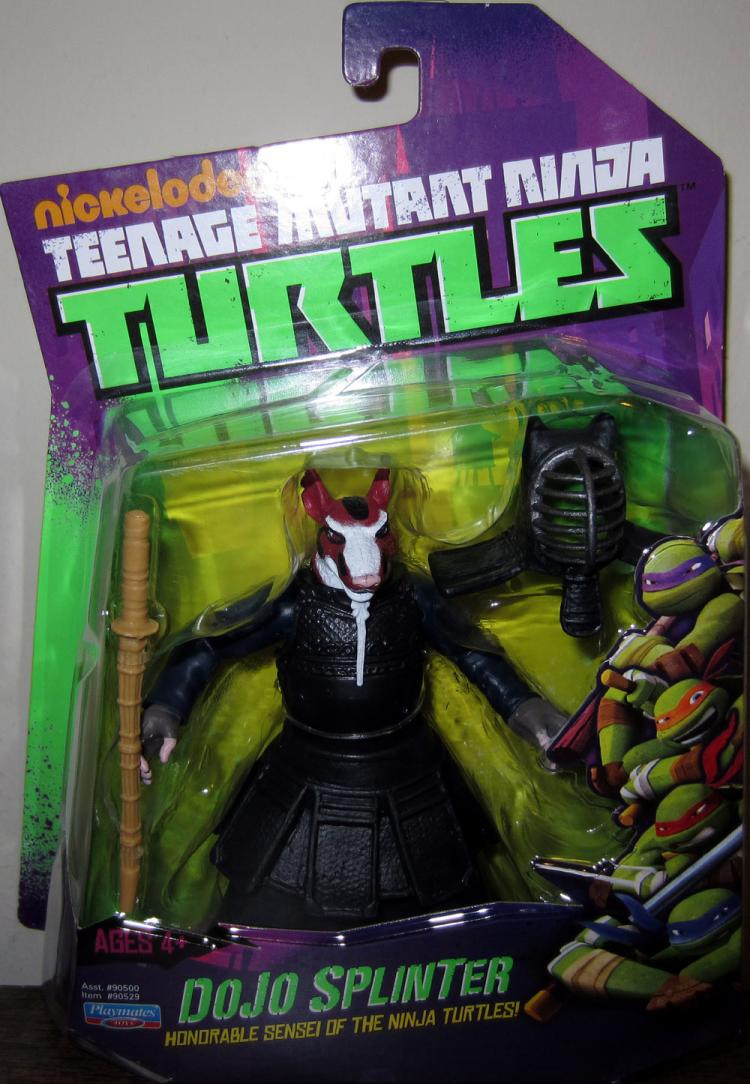 Dojo Splinter Figure Nickelodeon Teenage Mutant Ninja Turtles