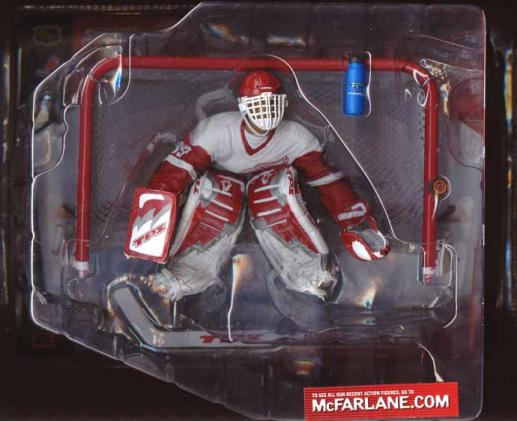 Dominik Hasek SportsPicks Detroit Red Wings action figure