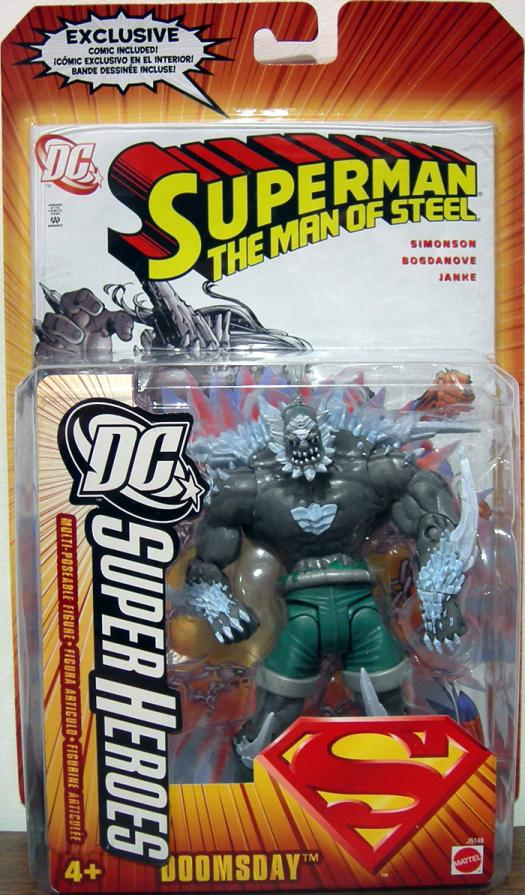 Doomsday DC SuperHeroes Action Figure Mattel