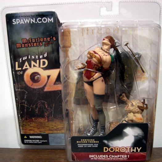 Dorothy thong variant