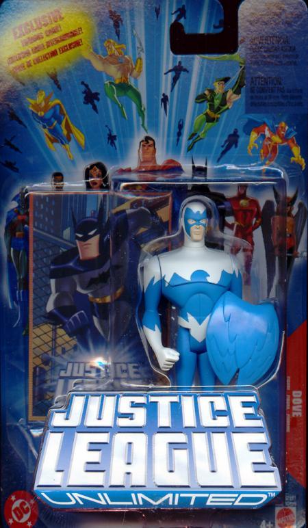 Dove Justice League Unlimited