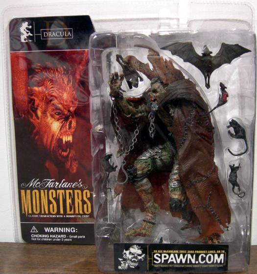 Dracula McFarlanes Monsters