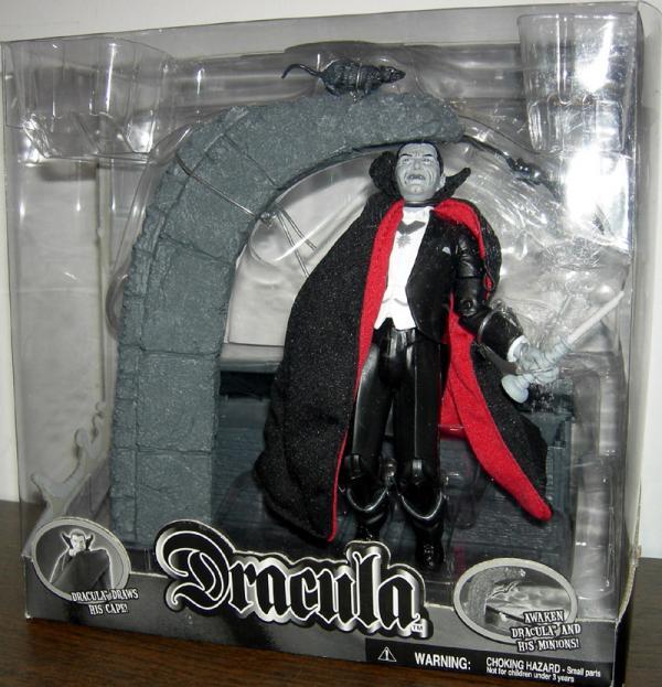 Dracula black white