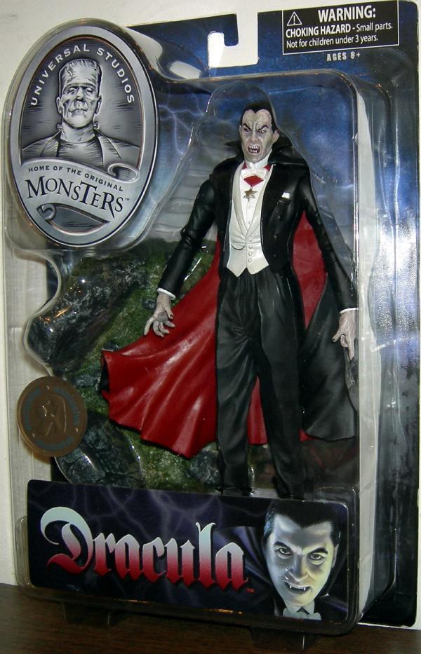 Dracula Action Figure Universal Studios Toys R Us Exclusive