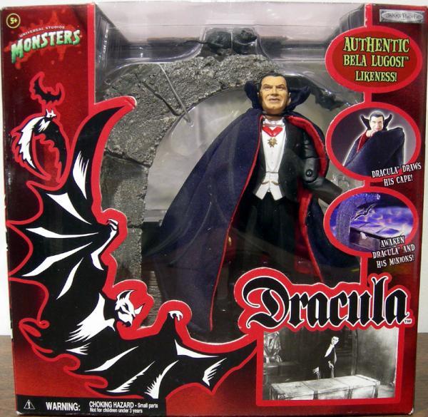 Dracula Universal Studios Monsters