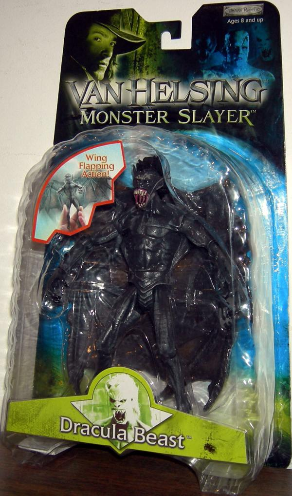 Dracula Beast Action Figure Van Helsing Monster Slayer Jakks