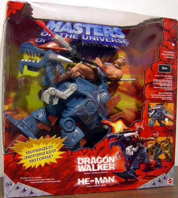 Dragon Walker Vehicle He-Man Masters Universe
