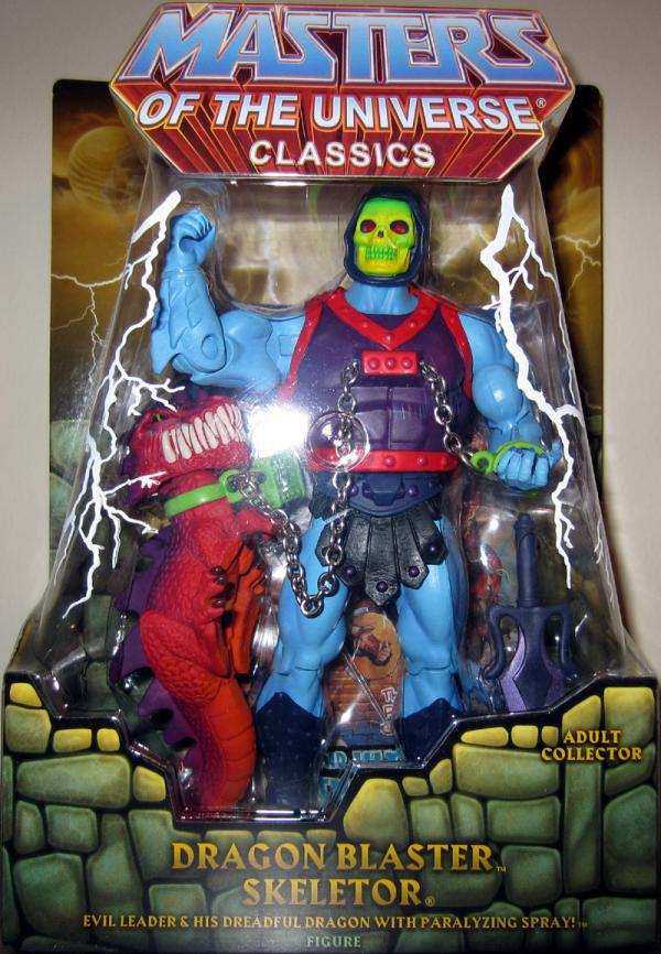 Dragon Blaster Skeletor Classics