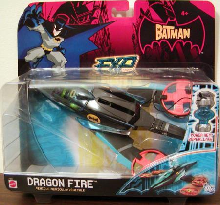 Dragon Fire EXP