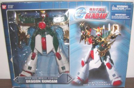 Dragon Gundam Mega Size