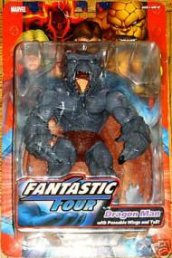 Dragon Man Action Figure Fantastic Four Legends Toy Biz