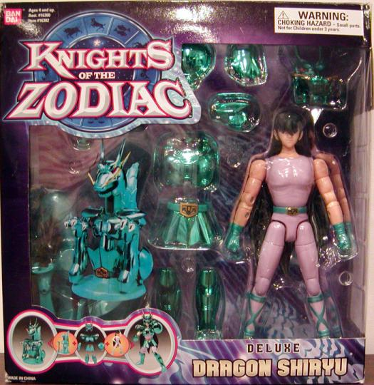 Dragon Shiryu deluxe