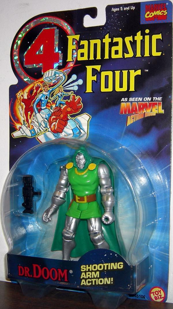 Dr Doom Fantastic Four