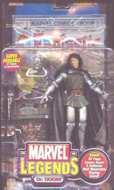 Dr Doom Marvel Legends