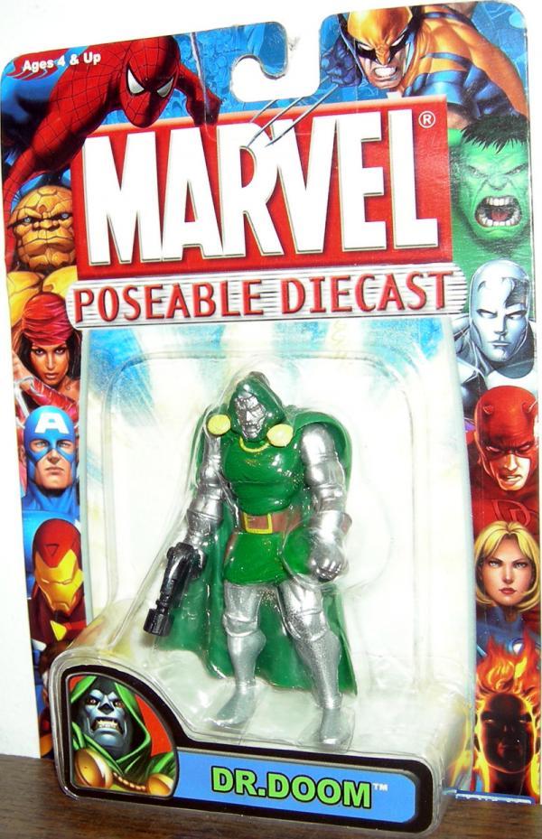 Dr Doom diecast