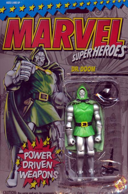 Dr Doom Marvel Super Heroes