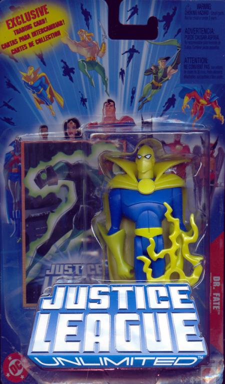 Dr Fate Justice League Unlimited