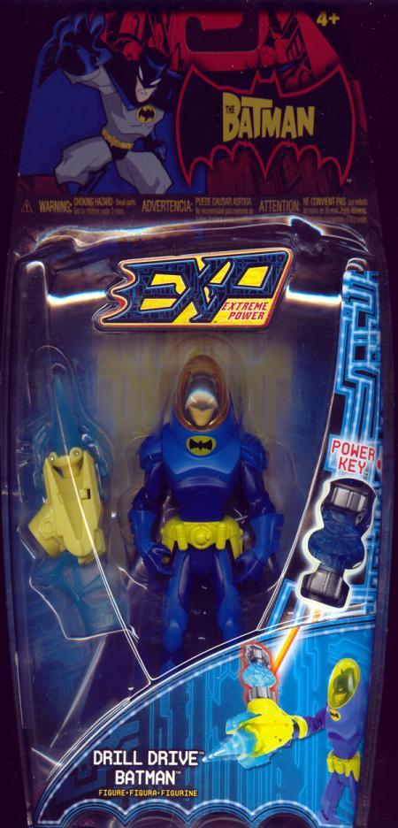 Drill Drive Batman EXP
