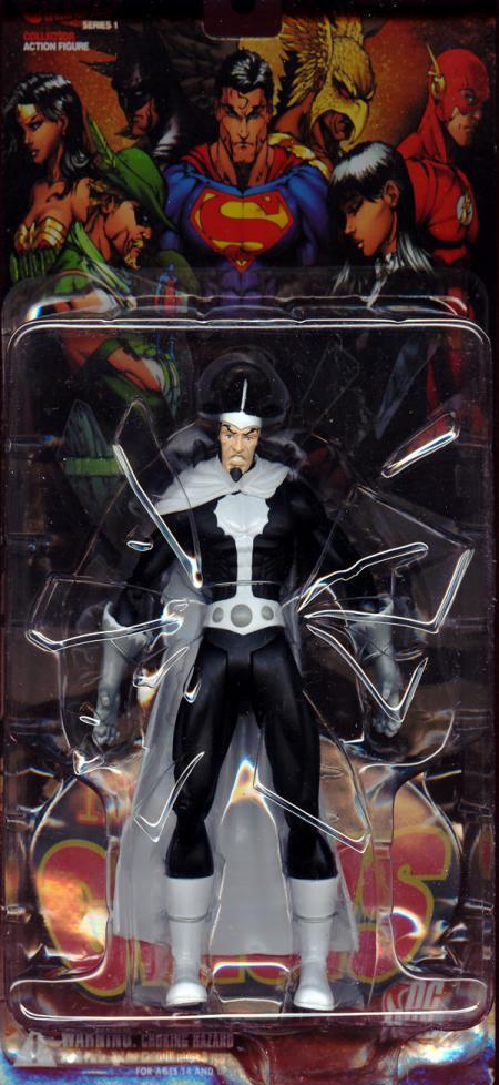 Dr Light Figure Identity Crisis Series 1 DC Direct