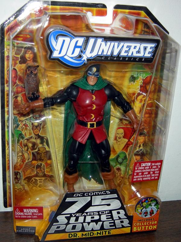Dr Mid-Nite DC Universe