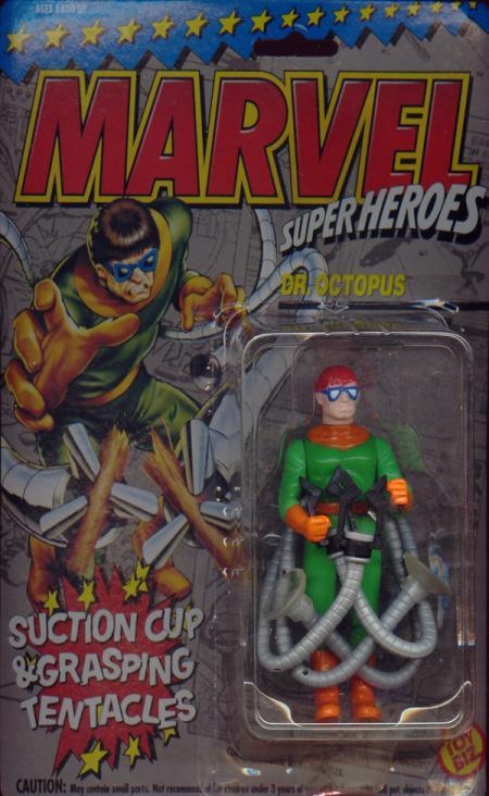 Dr Octopus Marvel Super Heroes