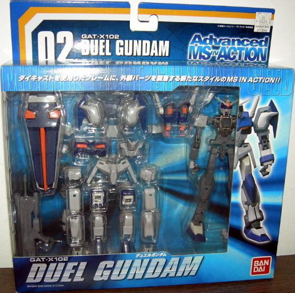 Duel Gundam GAT-X102
