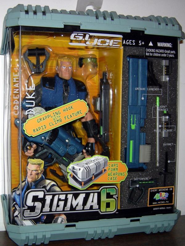 Duke Sigma 6
