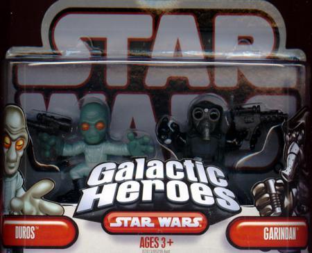 Duros Garindan Galactic Heroes