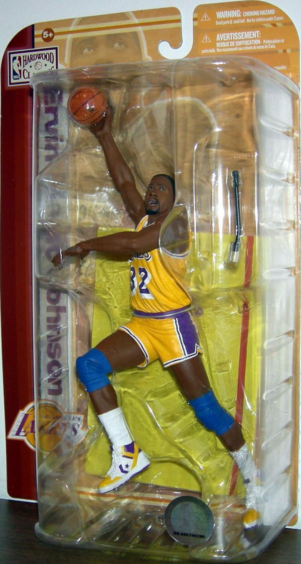 Ervin Magic Johnson NBA Legends 5, variant