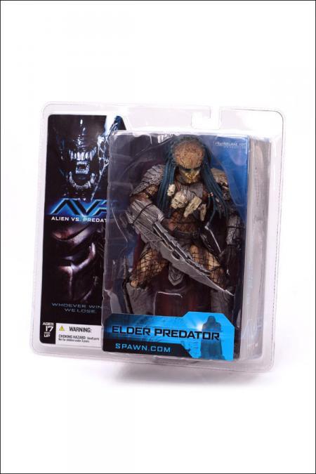 Elder Predator Figure McFarlane Toys
