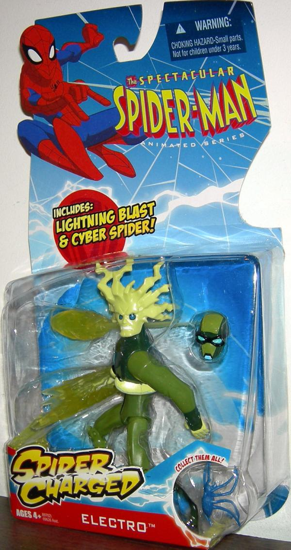 Electro Spectacular Spider-Man Animated Series, Spider Charged